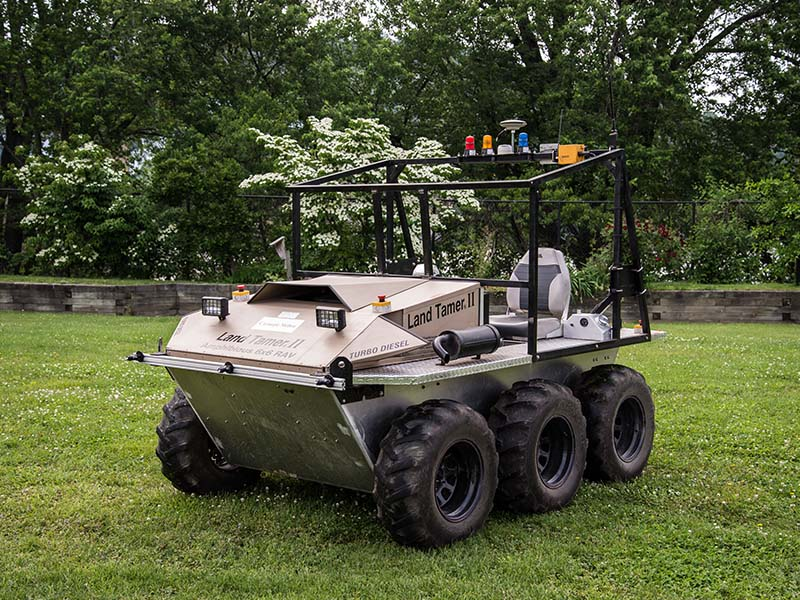 UGV & UAV Collaboration
