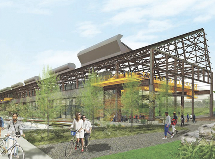 Steely resolve: Carnegie Mellon University fuels Pittsburgh's post-industrial reinvention
