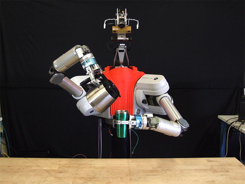 Autonomous Robotic Manipulation National Robotics